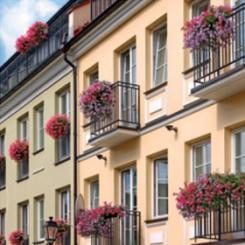 Покрытия для фасадных работ